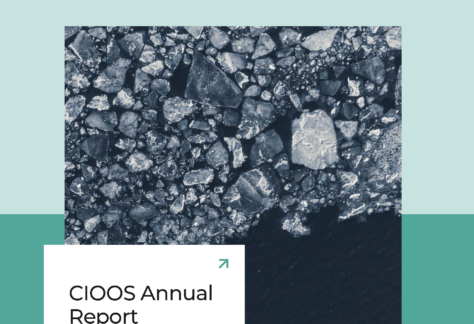 firstpage annual report cioos